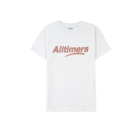 ALLTIMERS Sprankles Tee (White)