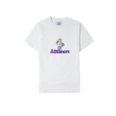 ALLTIMERS Lil Angel Tee (White)