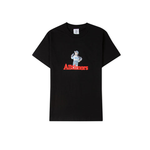 ALLTIMERS Lil Angel Tee (Black)