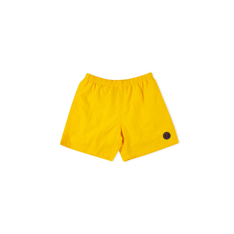 ALLTIMERS Socked Swim Trunk (Yellow)
