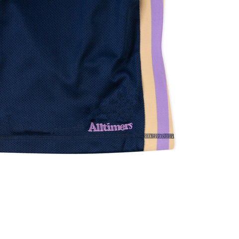 ALLTIMERS Foreign Mesh Short (Navy)