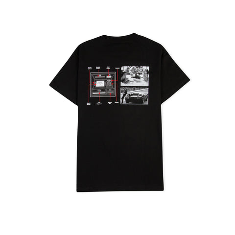 ALLTIMERS Guide to Life Tee (Black)