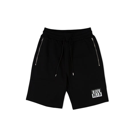 1017 ALYX 9SM Colorblock Shorts (Black)