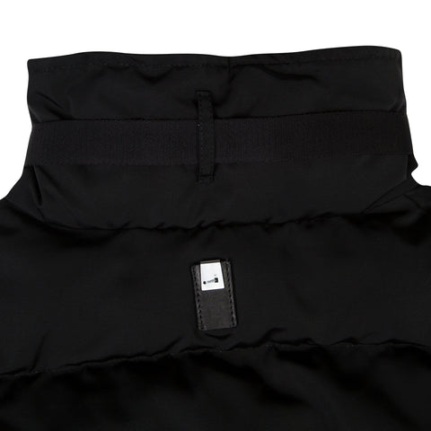 1017 ALYX 9SM Puffer Coat w/ Neck Buckle (Black)