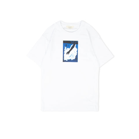 1017 ALYX 9SM Arm Paint Tee (White)