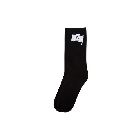 1017 ALYX 9SM Flag Socks (Black)