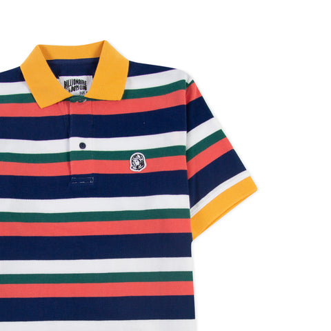 BILLIONAIRE BOYS CLUB Landing Polo (White)