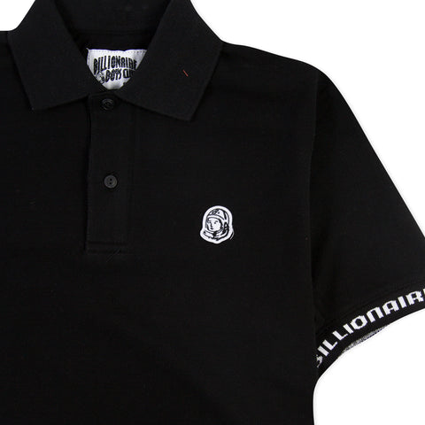 BILLIONAIRE BOYS CLUB Cockpit Polo (Black)