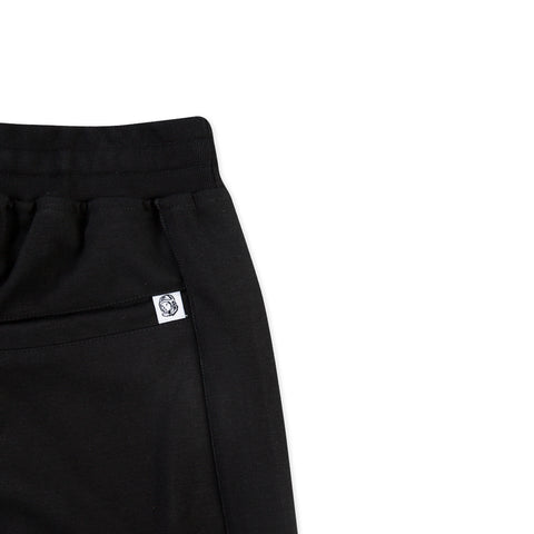 BILLIONAIRE BOYS CLUB Straight Font Short (Black)
