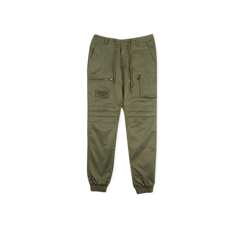 BILLIONAIRE BOYS CLUB Craters Pant (Calliste Green)