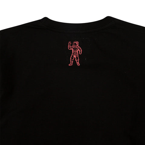 BILLIONAIRE BOYS CLUB Constellations Embroidered Knit Tee (Black)