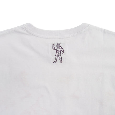 BILLIONAIRE BOYS CLUB Constellations Embroidered Knit Tee (White)