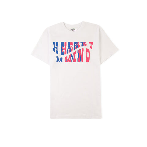 BILLIONAIRE BOYS CLUB Mind Waves Tee (White)