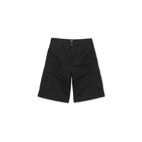CARHARTT WIP Regular Cargo Short (Black)