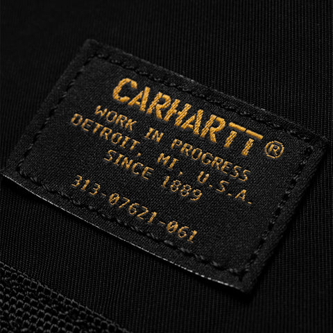 CARHARTT WIP Military Shoulder Bag (Black)