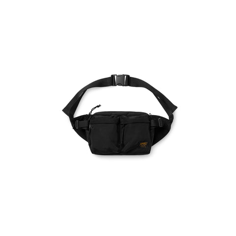 CARHARTT WIP Military Hip Bag (Black/White)