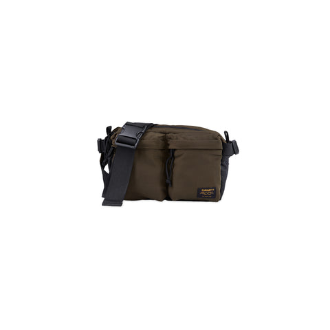 CARHARTT WIP Military Hip Bag (Cypress/Black)