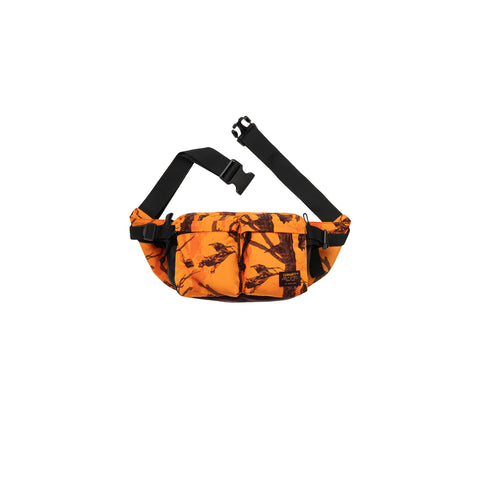 CARHARTT WIP Military Hip Bag (Camo Tree Orange)