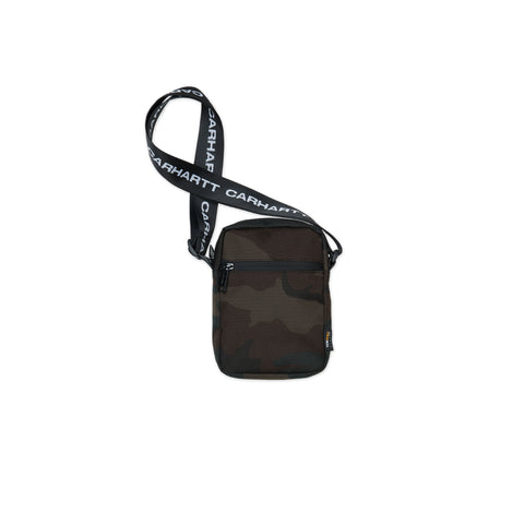 CARHARTT WIP Brandon Shoulder Pouch (Camo Evergreen)