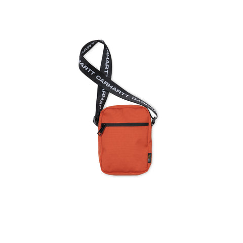 CARHARTT WIP Brandon Shoulder Pouch (Brick Orange)