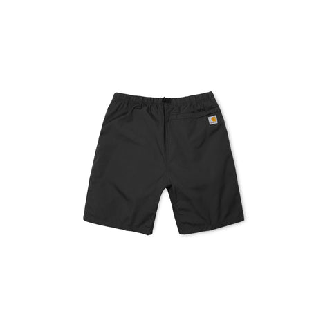 CARHARTT WIP Clover Short (Rinsed Black)