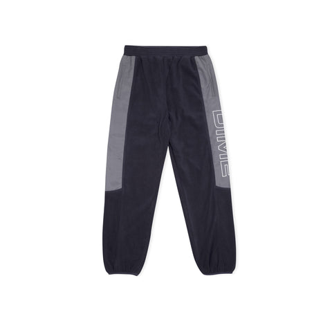 DIME Polar Fleece Track Pants (Navy/Charcoal)
