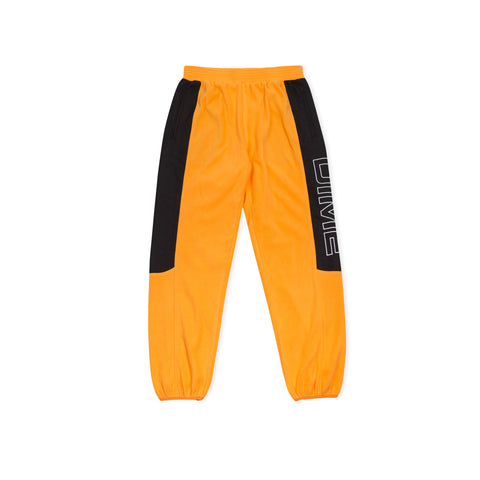 DIME Polar Fleece Track Pants (Gold/Black)