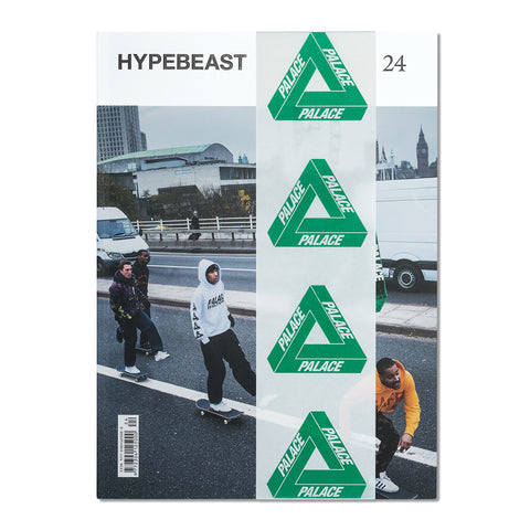 Hypebeast Magazine Issue 24: The Agency Issue (Palace Cover)