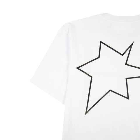 HELMUT LANG Smart People Tee (White)