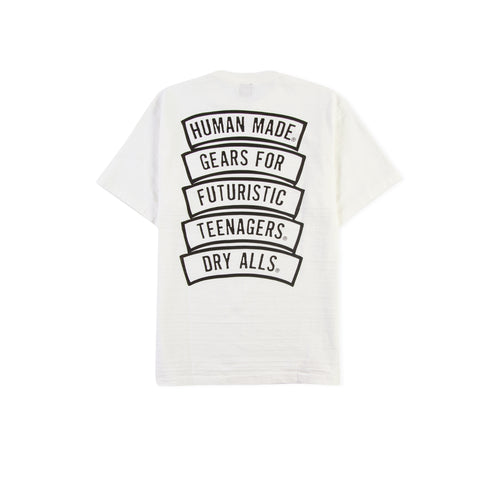 HUMAN MADE GFFT Pocket Tee (White)