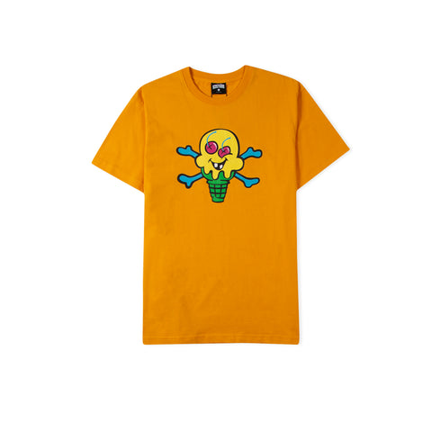 ICECREAM Bud Tee (Cadmium Yellow)