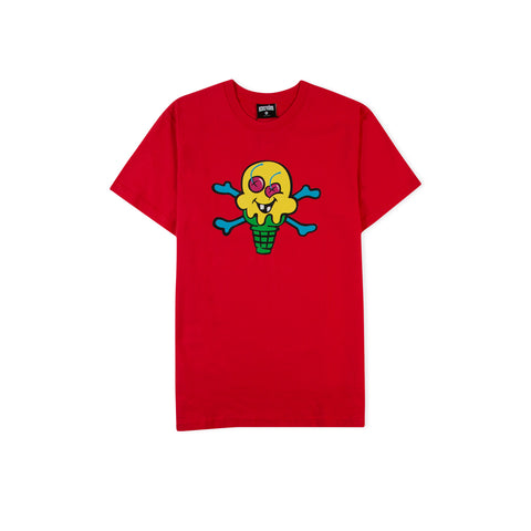 ICECREAM Bud Tee (Tomato)