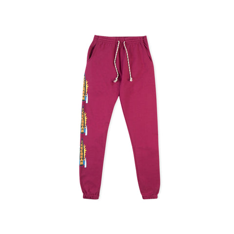 ICECREAM Cherry Sweatpants (Beaujolais)