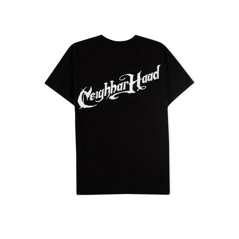 NEIGHBORHOOD Script Tee (Black)