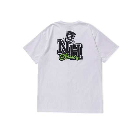 NEIGHBORHOOD NH Classics Tee (White)