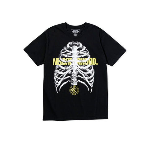 NEIGHBORHOOD Anatomy Tee (Black)