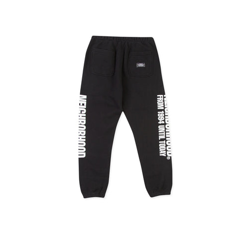 NEIGHBORHOOD Classic Sweatpant (Black)