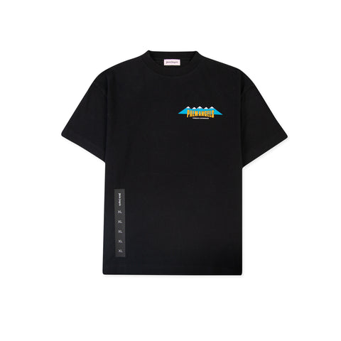 PALM ANGELS Hiking Tee (Black)