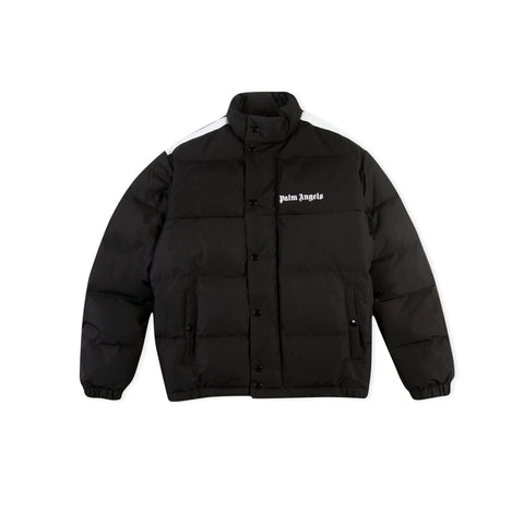 PALM ANGELS Down Track Jacket (Black)