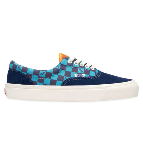 VANS VAULT OG Era LX Suede/Canvas (Insignia Blue/Mulled Grape)