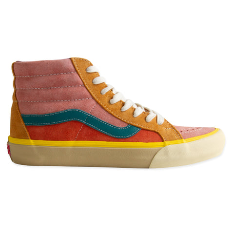 VANS VAULT Sk8-Hi Reissue VLT LX Suede/Leather (Multi)
