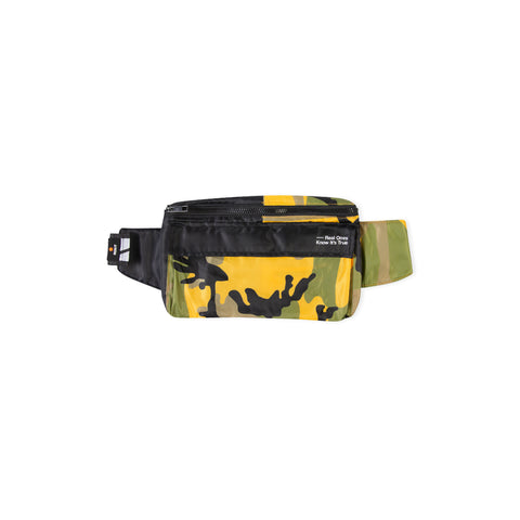 ROKIT Two Tone Hip Bag (Yellow/Black)