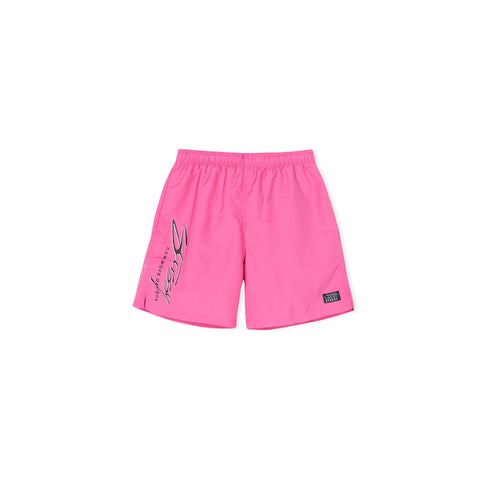 STUSSY New Wave Water Short (Pink)