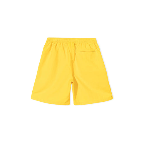 STUSSY Stock Water Short (Yellow)