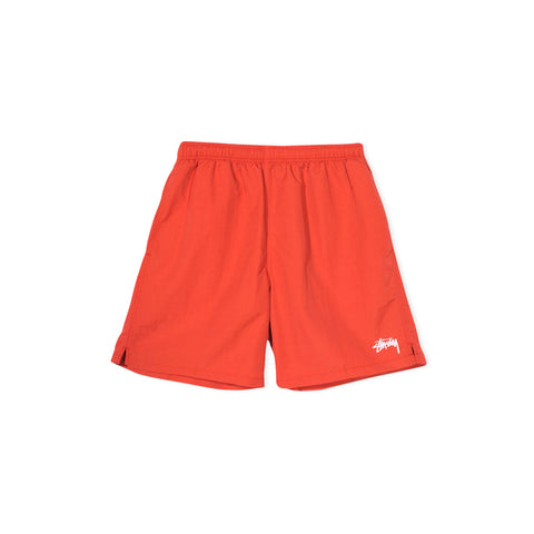 STUSSY Stock Water Short (Red)