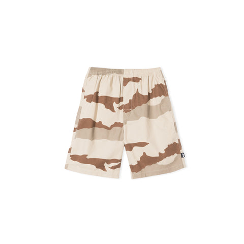 STUSSY Camo Beach Short (Tan)