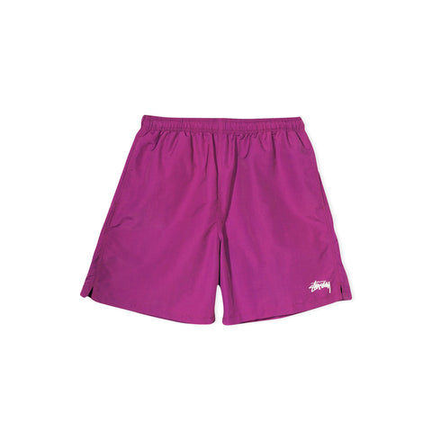 STUSSY Stock Water Short (Berry)