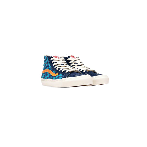 VANS VAULT OG SK8-Hi LX Suede/Canvas (Insignia Blue/Mulled Grape)