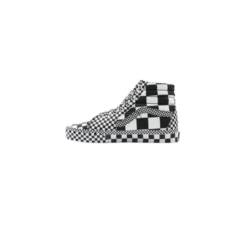 VANS SK8-Hi All Over Checkerboard (Black/True White)