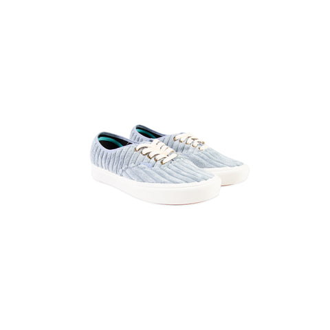 VANS Comfy Cush Authentic Jumbo Cord (Blue Fog/Marshmallow)